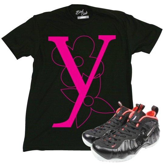 Shirt to match yeezy foamposites sneaker yeezy tee kanye ... Yeezy Foams Shirt