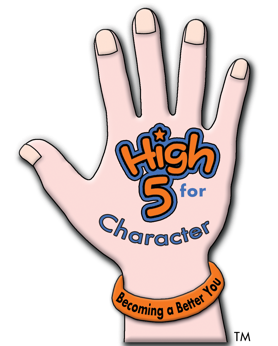 High 5 for Character