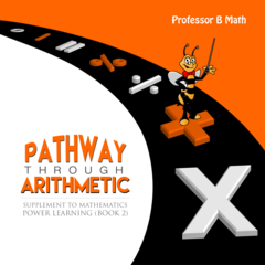 Pathways Through Arithmetic Supplement to Book 2 (Set of two DVDs)