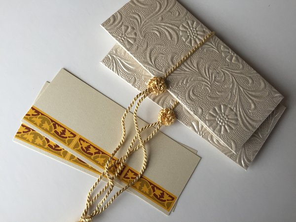 Wedding Gift Envelope India : ... gift box shop ivory embossed with floral design money envelope gift