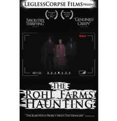 Rohl Farms Haunting DVD
