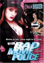 Bad Movie Police Case #2: Chick Boxer DVD