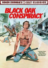 Black Oak Conspiracy DVD