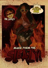 Make Them Die Sleazy DVD