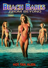 Beach Babes From Beyond DVD