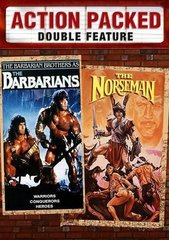 Barbarians / The Norseman DVD