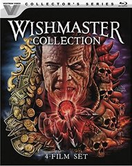 Wishmaster Collection Blu-Ray