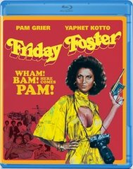 Friday Foster Blu-Ray
