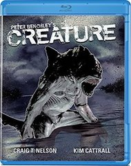 Peter Benchley's Creature Blu-Ray