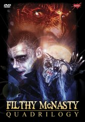 Filthy McNasty Quadrilogy DVD-R