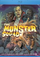 Monster Squad Blu-Ray
