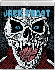 Jack Frost Blu-Ray (Limited Edition With Lenticular Slip Case)