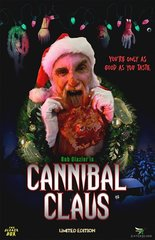 Cannibal Claus DVD/CD