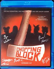 Chopping Block Blu-Ray (autographed)