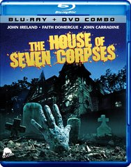 House Of Seven Corpses Blu-Ray/DVD