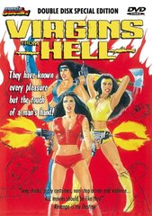Virgins From Hell DVD