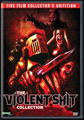 Violent Shit Collection DVD