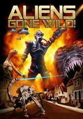 Aliens Gone Wild DVD