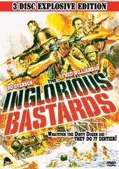 Inglorious Bastards (3-Disc Explosive Edition) DVD