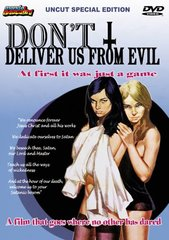 Don't Deliver Us From Evil DVD