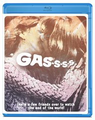 Gas-s-s-s Blu-Ray