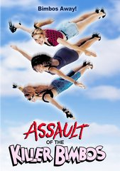 Assault Of The Killer Bimbos DVD