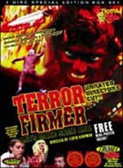 Terror Firmer (Unrated Director's Cut) DVD