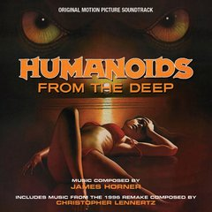 Humanoids From The Deep CD Soundtrack