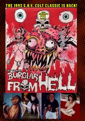 Burglar From Hell DVD