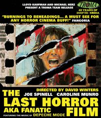 Last Horror Film Blu-Ray