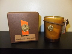 Earth Soy Votive Candle