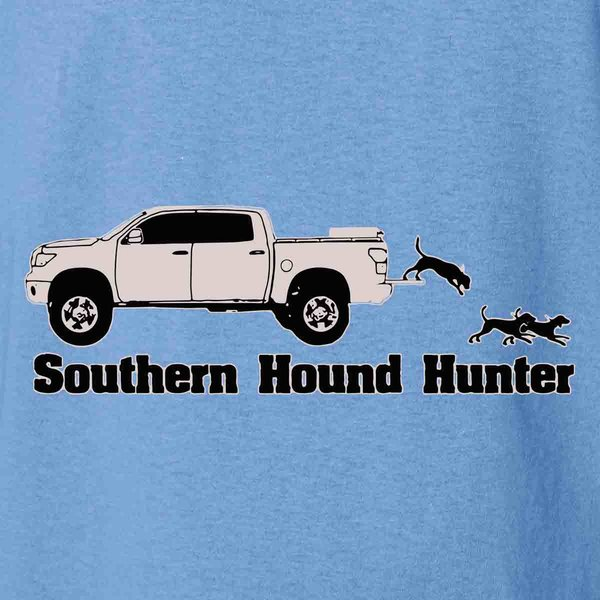 Southern Hound Hunter T Truck T-Shirt | Swamp Cracker ...