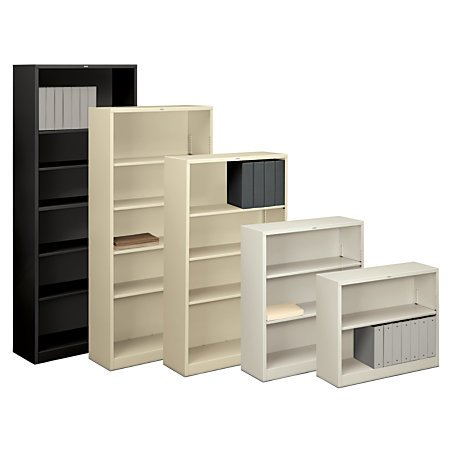 Hon Brigade Steel Bookcases Oklahoma City Office Furniture