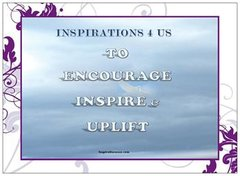 Inspirations 4 US Encouragement Booklet