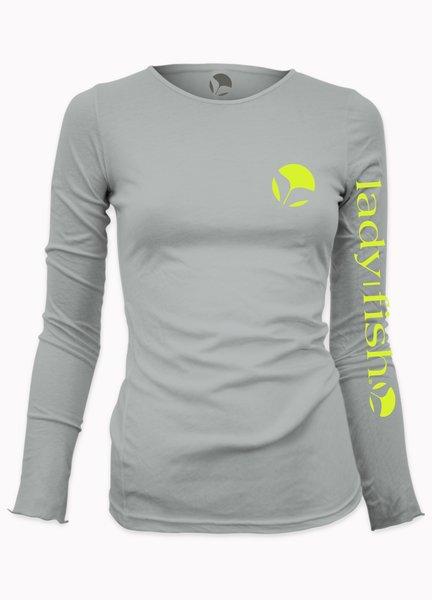 Ladyfish upf long sleeve shirt sun protection women 39 s for High performance fishing shirts