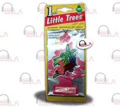 Little Trees Hanging Car and Home Air Freshener, Cinna Berry(Pack of 24)