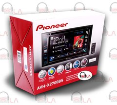 "PIONEER AVH-X2700BS 6.2"" DOUBLE-DIN DVD RECEIVER W/BLUETOOTH"