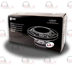 "MEMPHIS 15-PR63V2 6.5"" 200W FULL RANGE CAR AUDIO STEREO SPEAKERS SET"