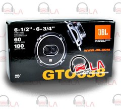 "JBL GTO638 6.5"" 6.75"" 360W FULL RANGE CAR AUDIO STEREO SPEAKERS SET"