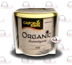 California Scents' Organic - The Power to Freshen Naturally ICE