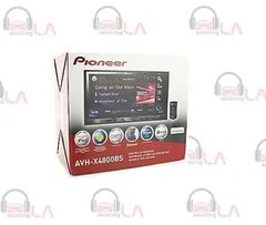 "PIONEER AVH-X4800BS In-DASH DOUBLE-DIN 7"" CD DVD USB CAR RECEIVER w/ BLUETOOTH"