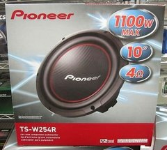 "Pioneer TS-W254R 1-Way 10"" Single 4 ohm Champion Series Compon"
