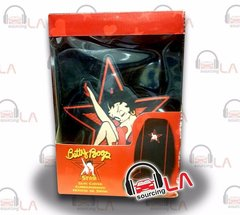 Plasticolor Betty Boop Star Seat Cover SET of 2