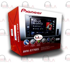 "PIONEER AVH-X1700S 6.1"" TV DVD CD USB MP3 CAR STEREO IPOD MONITOR EQUALIZER"