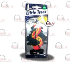 Little Trees Hanging Car and Home Air Freshener, Energy(Pack of 24)