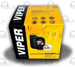VIPER 5906V 2 WAY COLOR OLED CAR AUDIO ALARM SECURITY REMOTE START 1 MILE