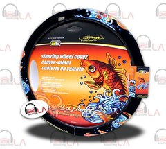 "Ed Hardy® ""KOI"" Steering Wheel Cover"