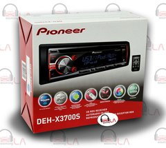 PIONEER DEH-X3700S CD MP3 USB AUX IPOD EQUALIZER MIXTRAX SIRIUS XM READY STEREO