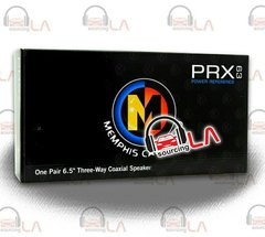 "MEMPHIS 15-PRX63 6.5"" CAR AUDIO 3-WAY PEI DOME TWEETERS COAXIAL SPEAKERS"