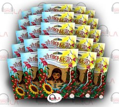 LOT OF 25 LA CHICA FRESITA CAR AIR FRESHENER STRAWBERRY FRESA AROMATIZANTE